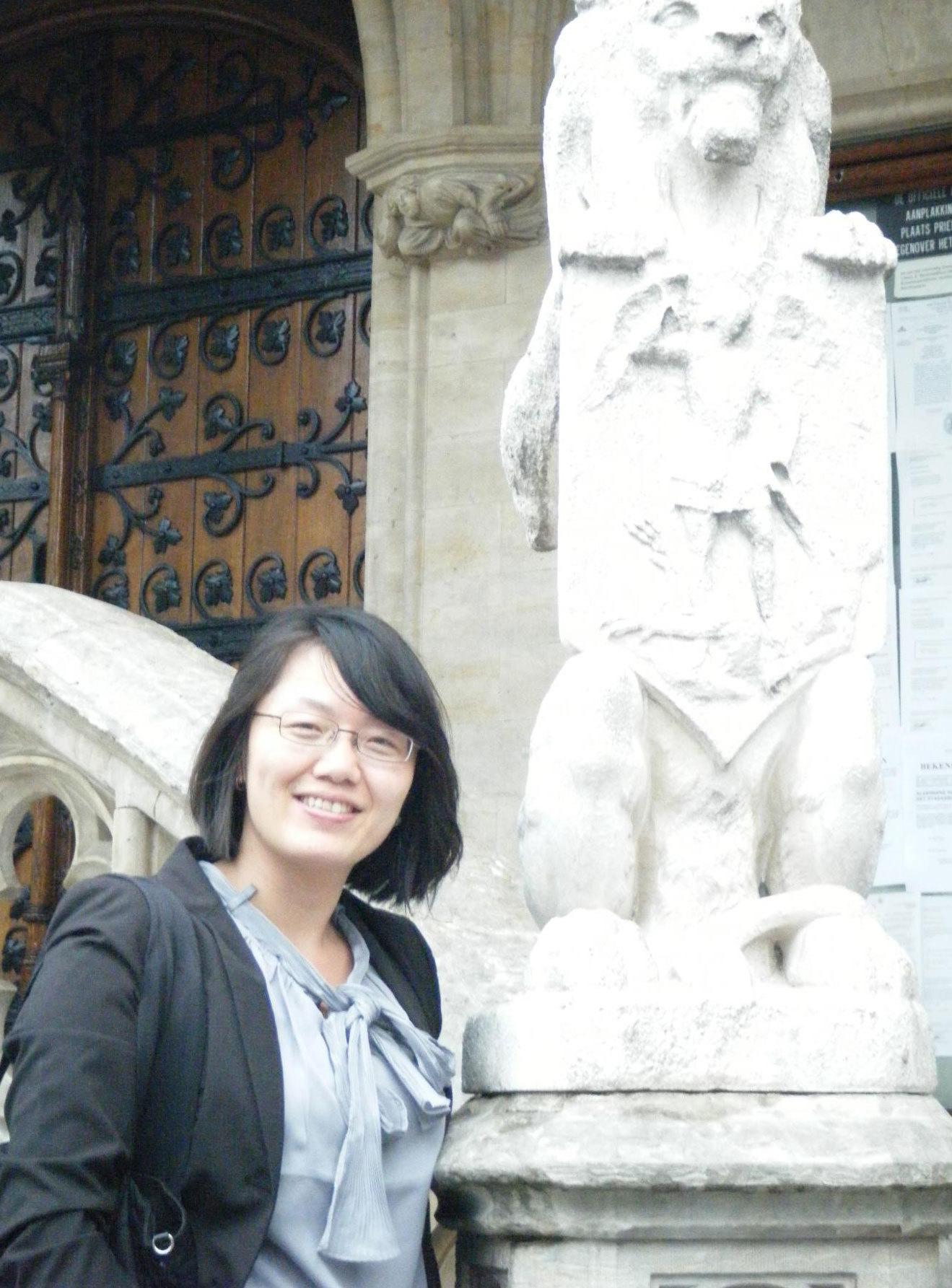 許慧瑩 Huei-Ying Lucille Hsu