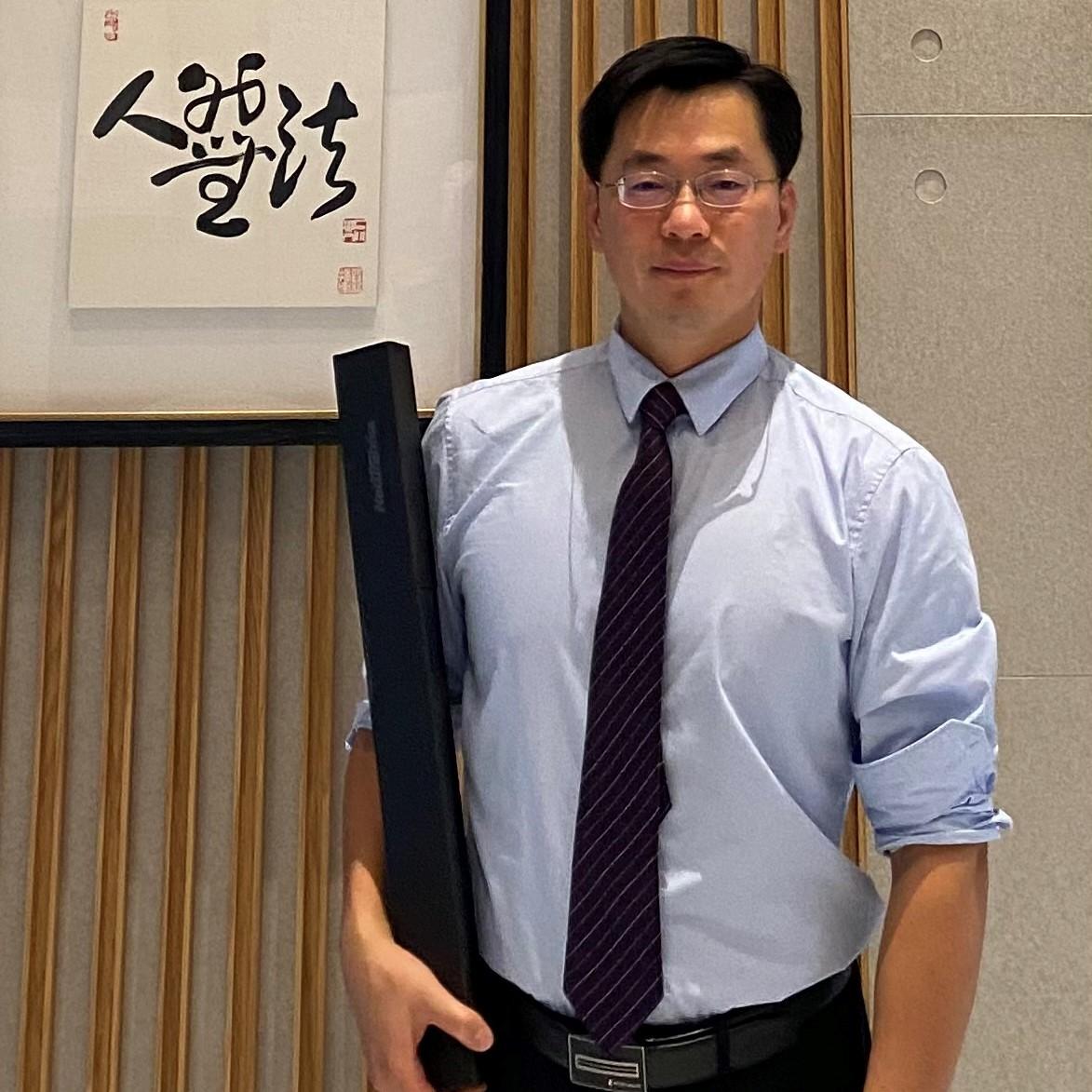 陳錫平  Hsi-Ping Chen