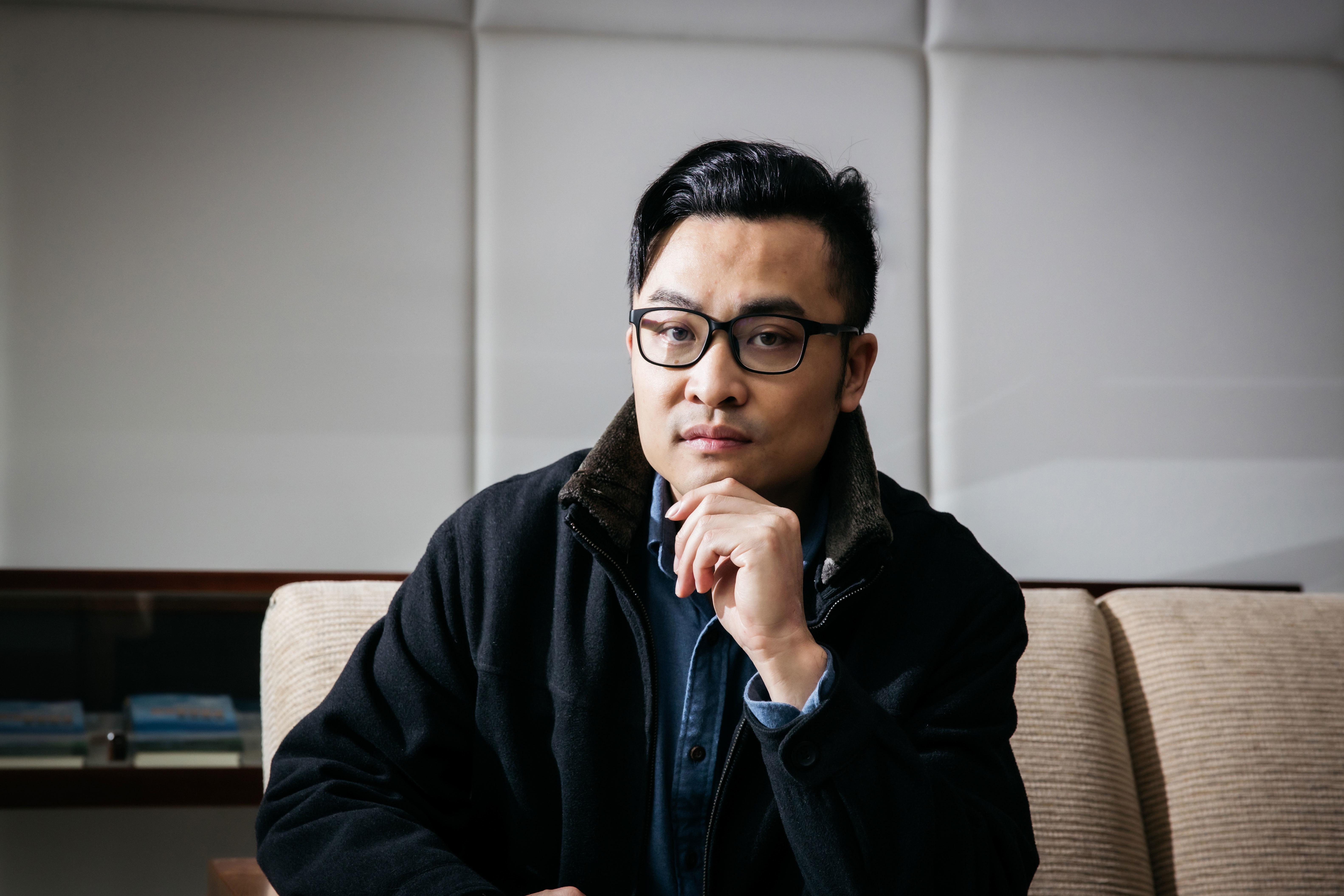 黃松茂 Sung-Mao Huang