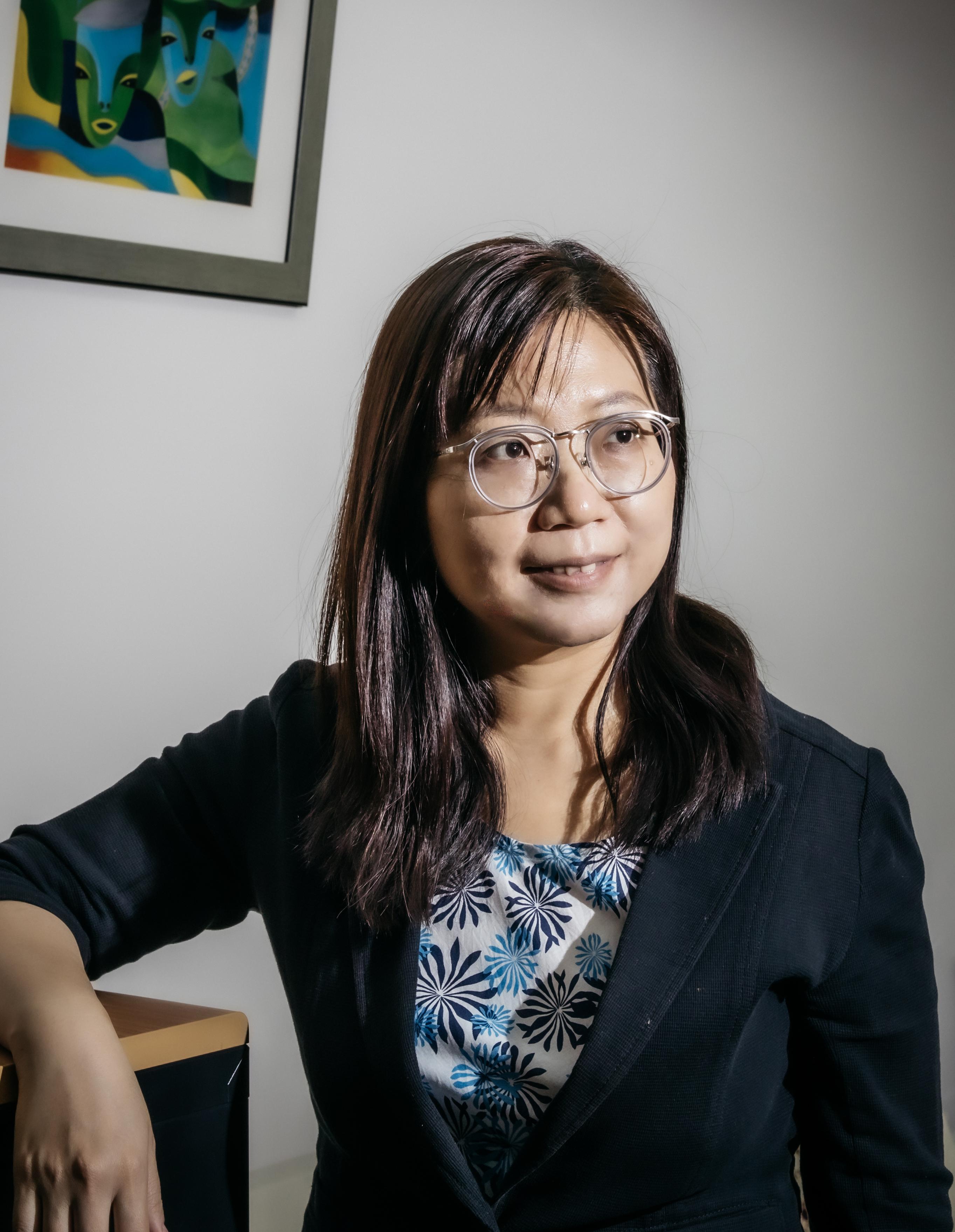 陳舜伶 Shun-Ling Chen