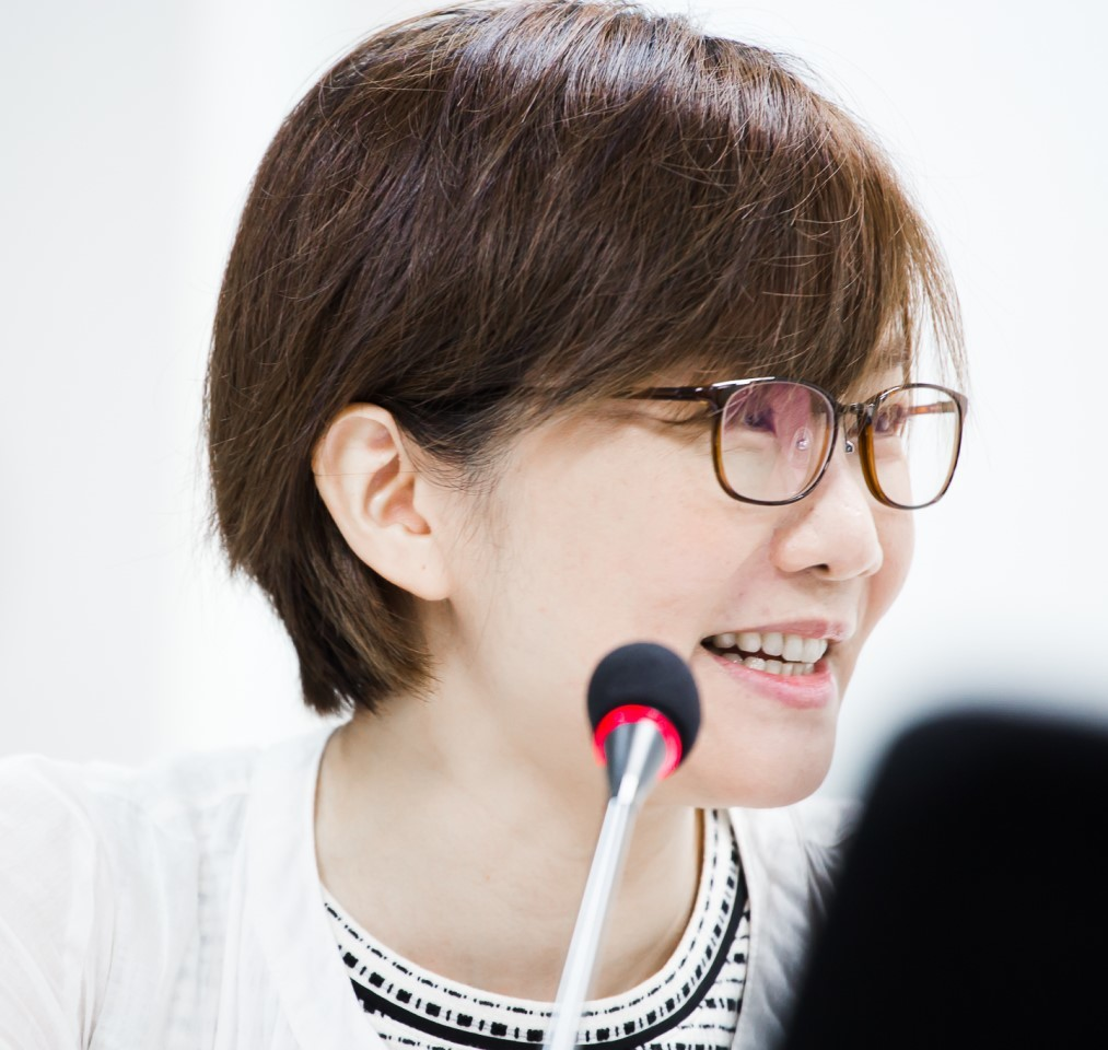 陳玉潔 Yu-Jie Chen